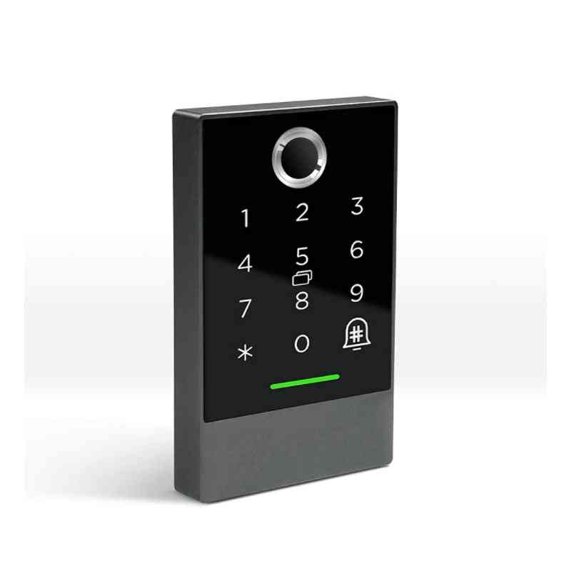 Control Rfid Card Door Access Control System With Fingerprint Reader