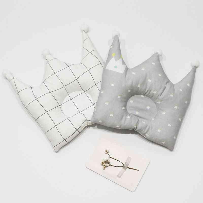 Anti Flat Head Baby Pillow For Newborns.