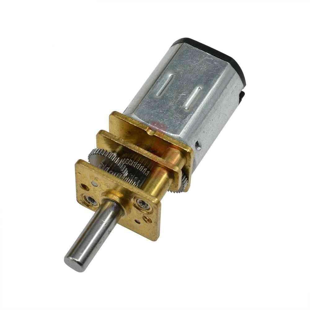 Ga12-n20 Dc Gear Motor 3v 6v Pm Linear Motor For Fan