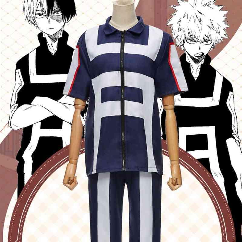 My Hero Academia Boku No Hero Cosplay Costume/women School Uniform