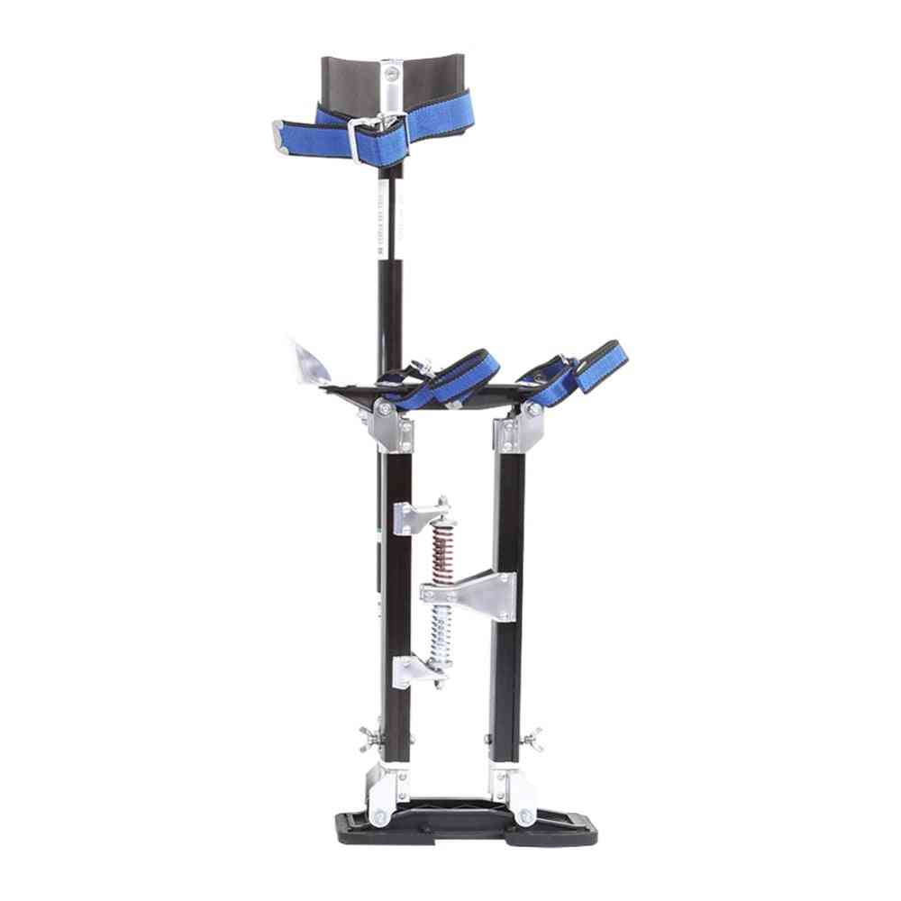 Professional Aluminum Plastering Stilt Ladder