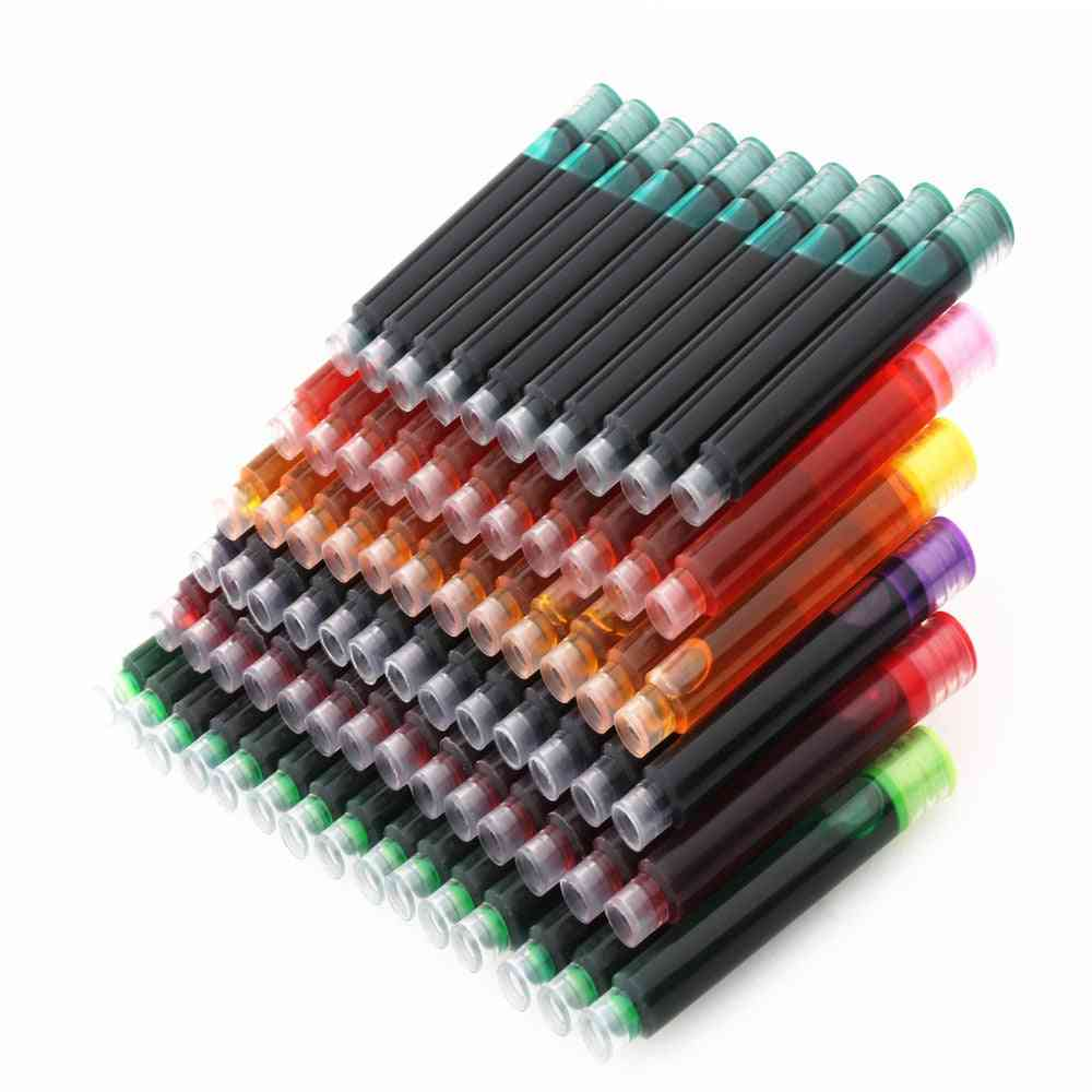Color Ink Fountain Pen Office School Student Stationery