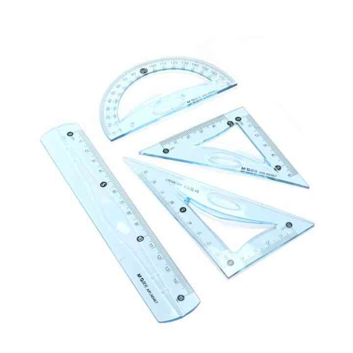 Flexible Geometry Ruler