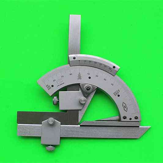 Protractor Universal Bevel Goniometry Tool