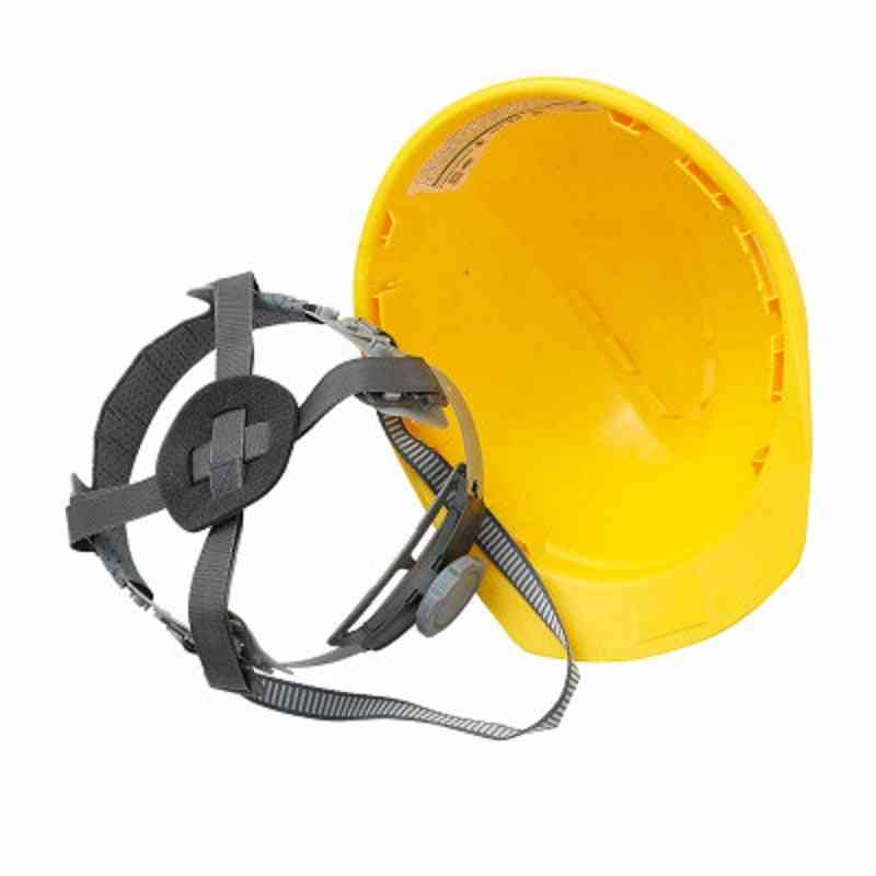 Safety Construction Helmet Fittings Replaceable Chinstrap Helmet