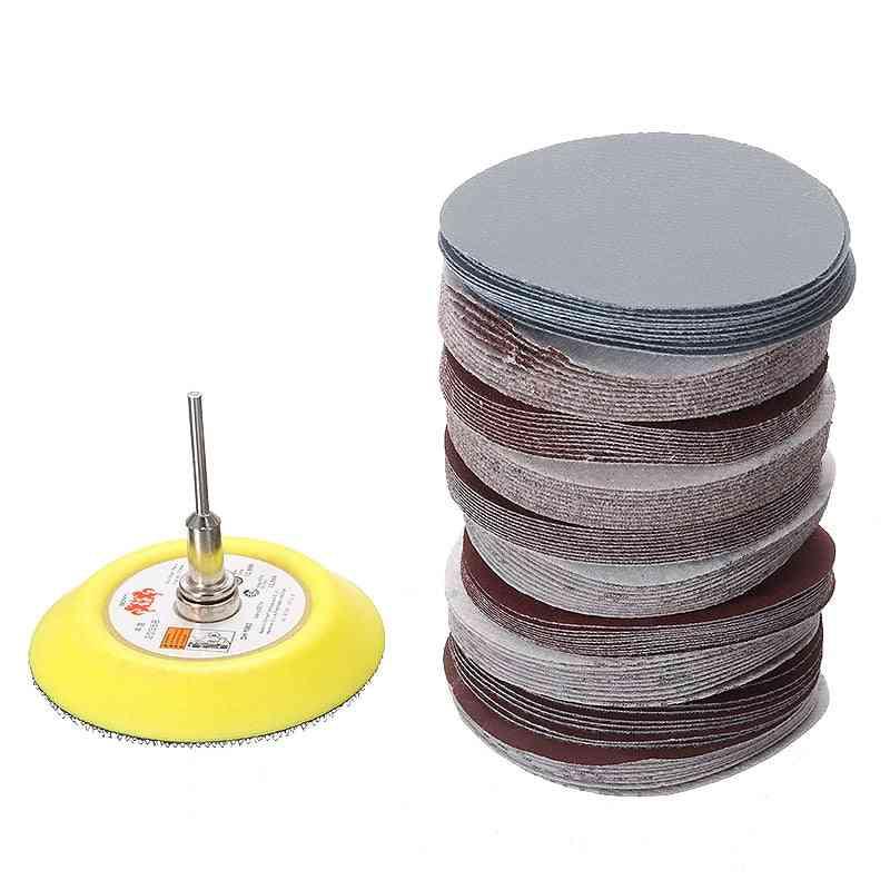 Sanding Disc Round Abrasive Dry Sandpaper