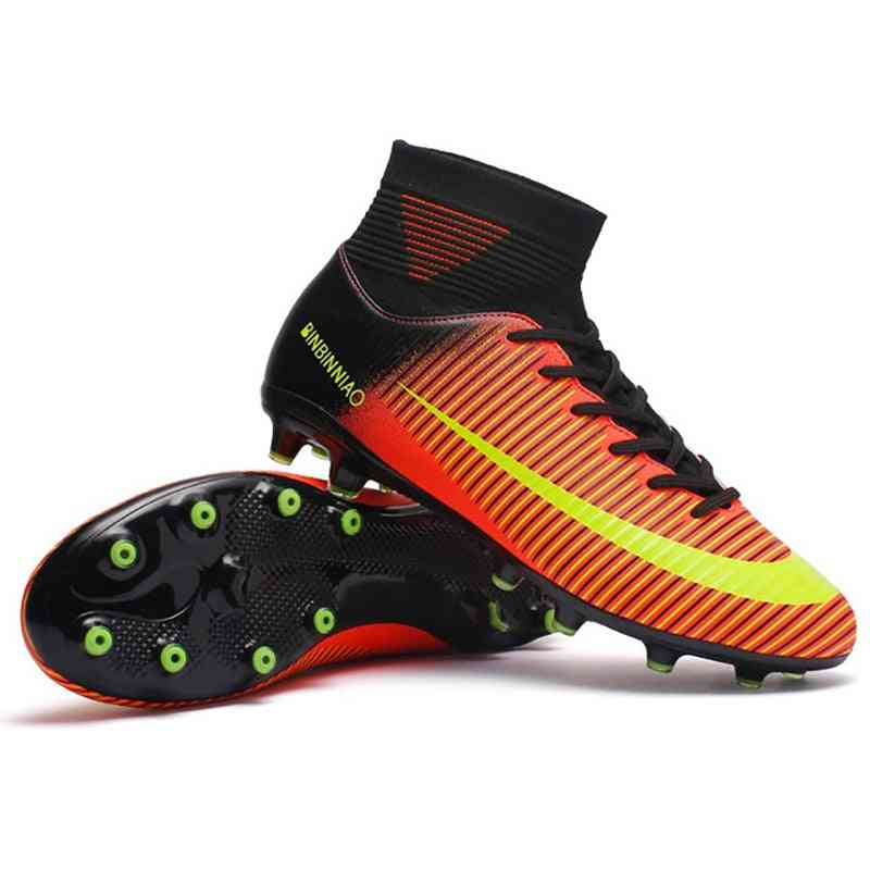Kids Boy Soccer Shoes, Top Football Boots