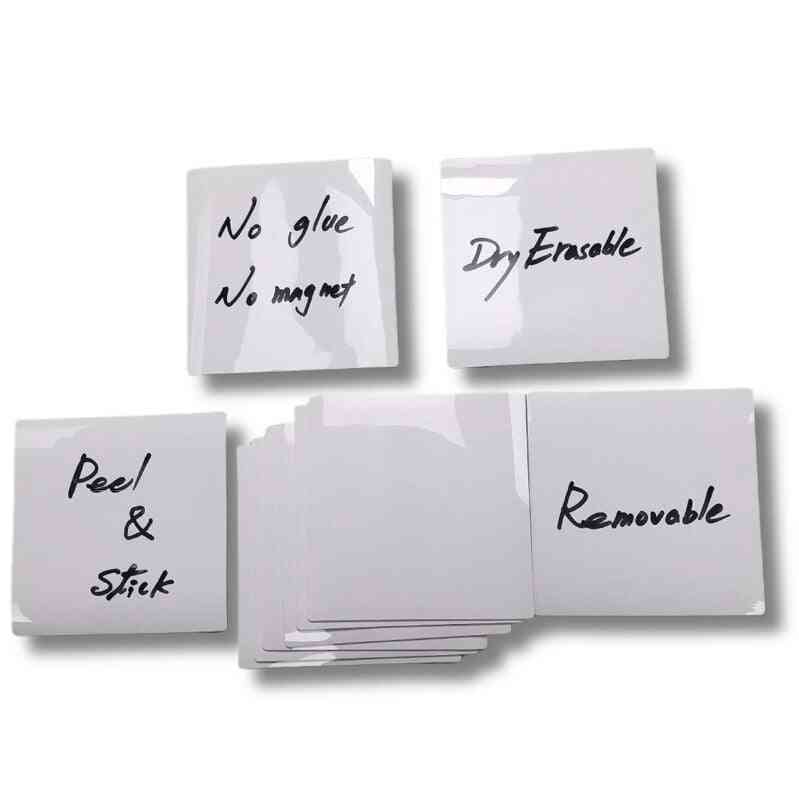 Dry Wipe Sticky Notes Pad