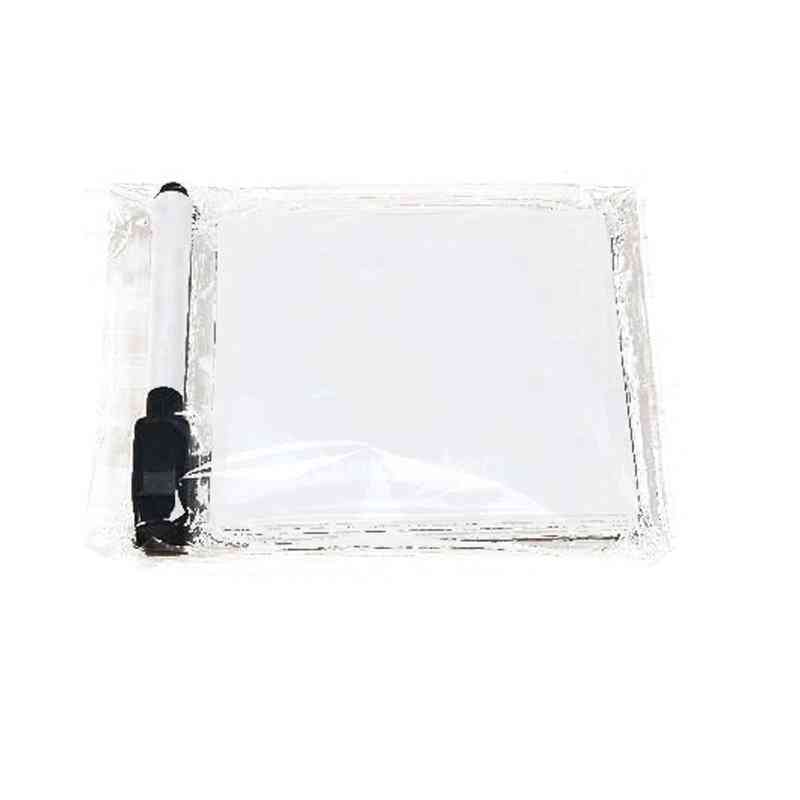 Dry Wipe Removable Reusable Labels Sticker
