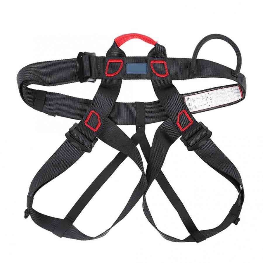Half Body Safety Belt For Climbing & Rappelling Aerial Work
