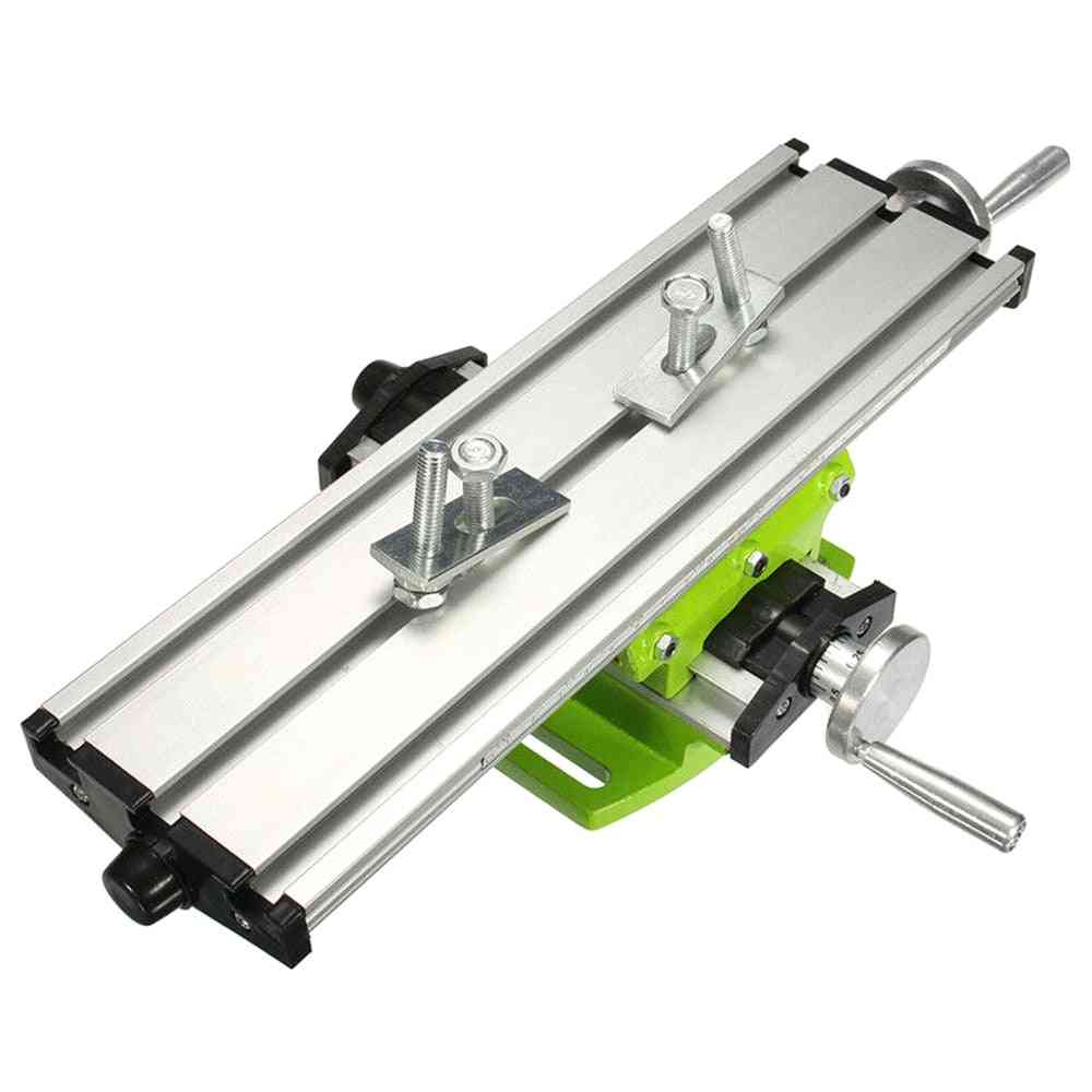 Bench Drill Vise Fixture Work Table