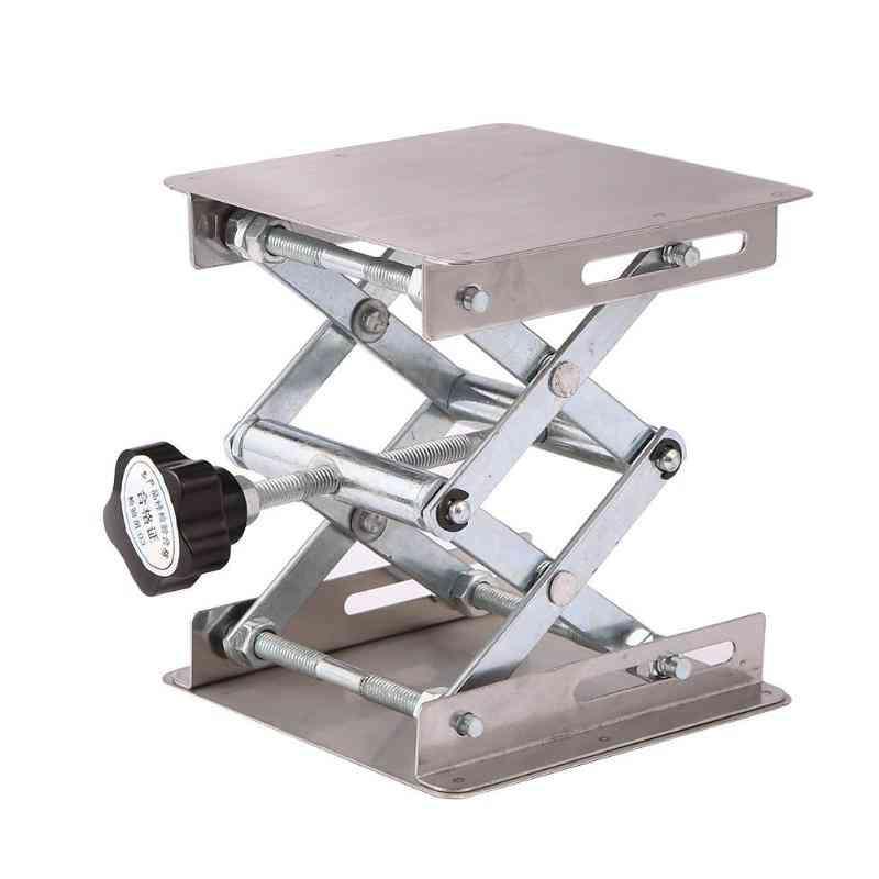 Engraving Lab Lifting Stand Rack Lift Platform
