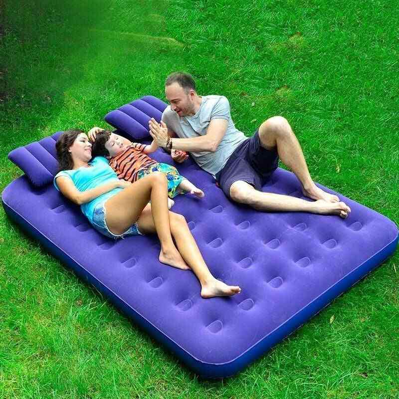Portable Folding Air Bed Inflatable Mattress