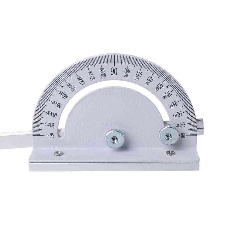 Mini Circular Table Saw For Woodworking Machines T Style Angle Ruler