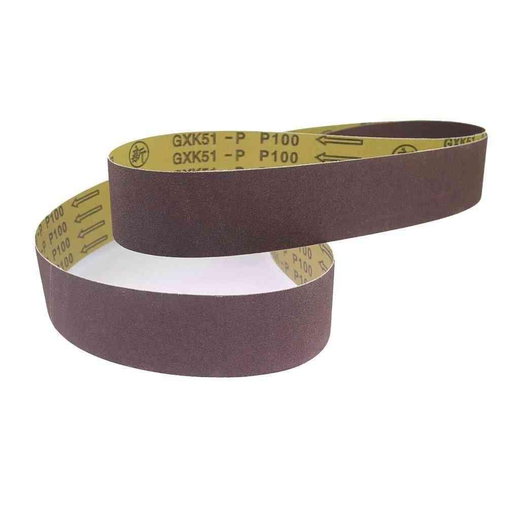 Sanding Belt A/o For Metal Polishing Belt Grinder