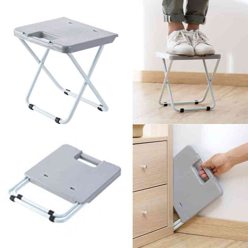Fold Able Shower Chair  Light Folding Seat