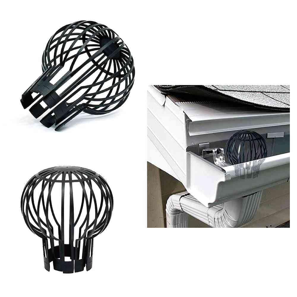 Plastic Roof Gutter Balloon Guard Filters