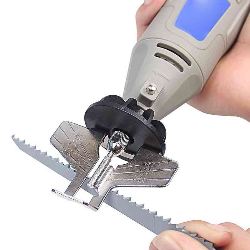 Chainsaw Sharpening Attachment Rotary Tool