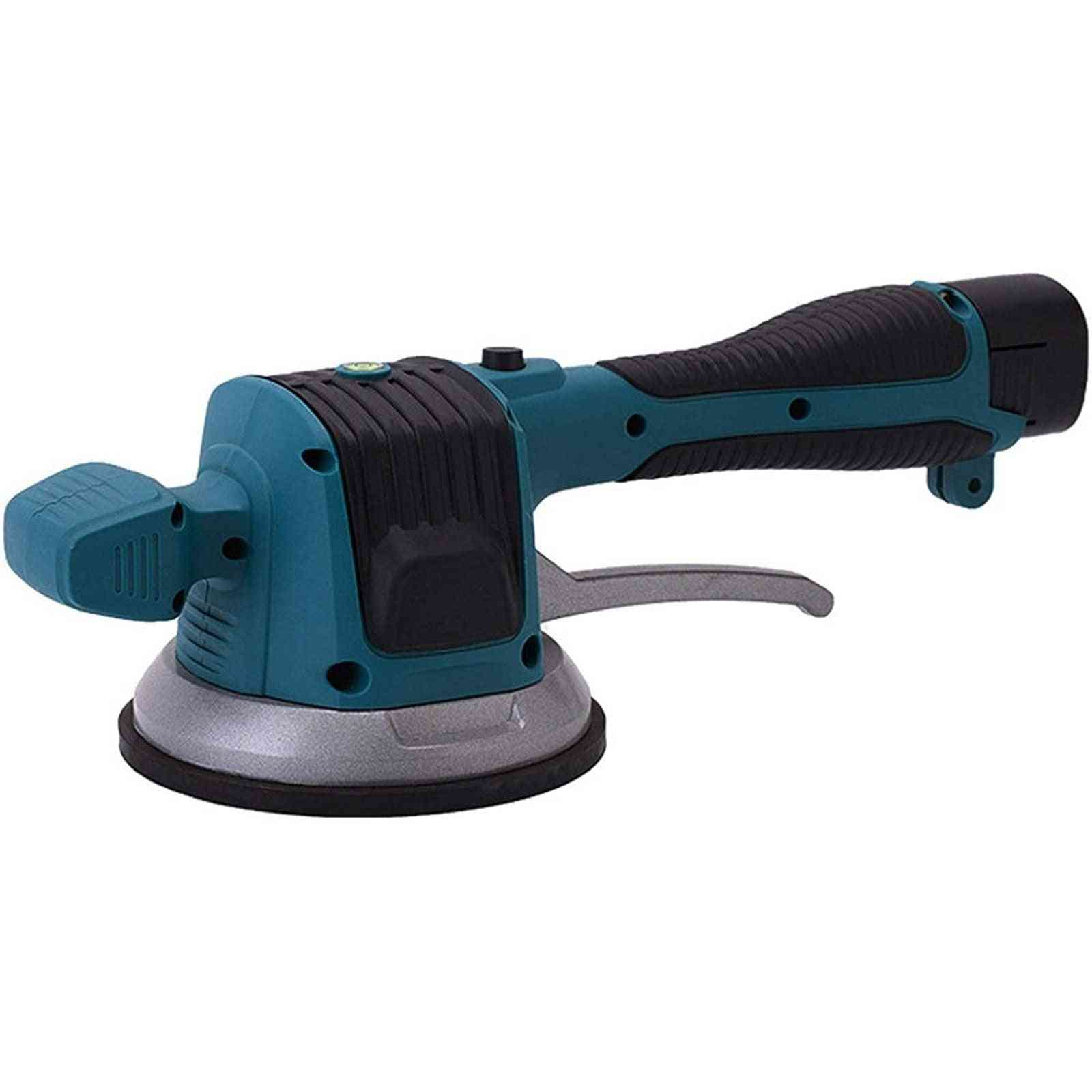 Tile Laying And Plastering Machine