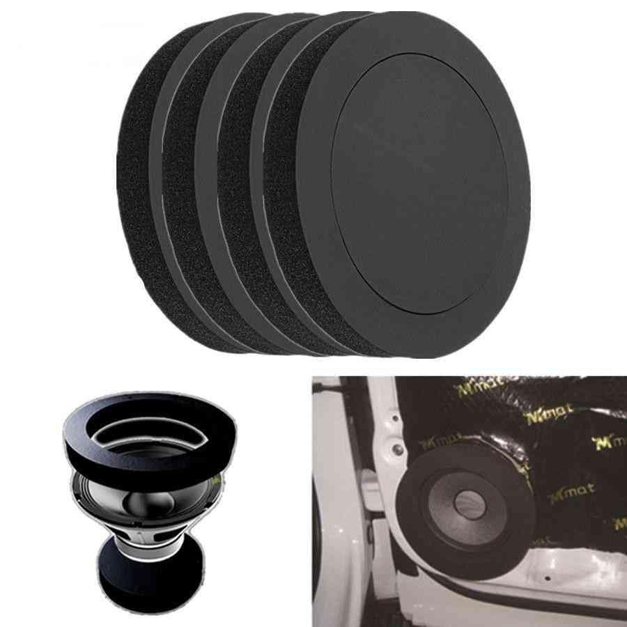 Car Door Speaker, Bass Ring Foam, Woofer Pad Wave Accessories