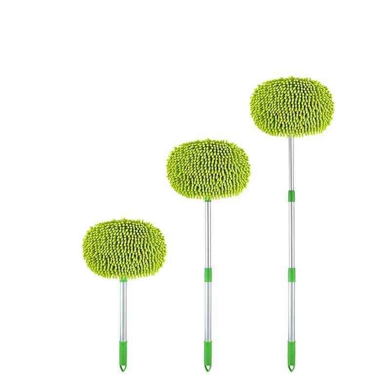 3-section Telescopic- Car Washing Mop, Cleaning Brushes Tool