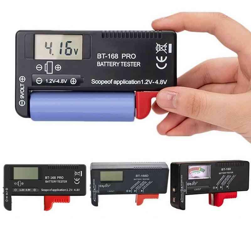 Pro Digital Battery Capacity Tester