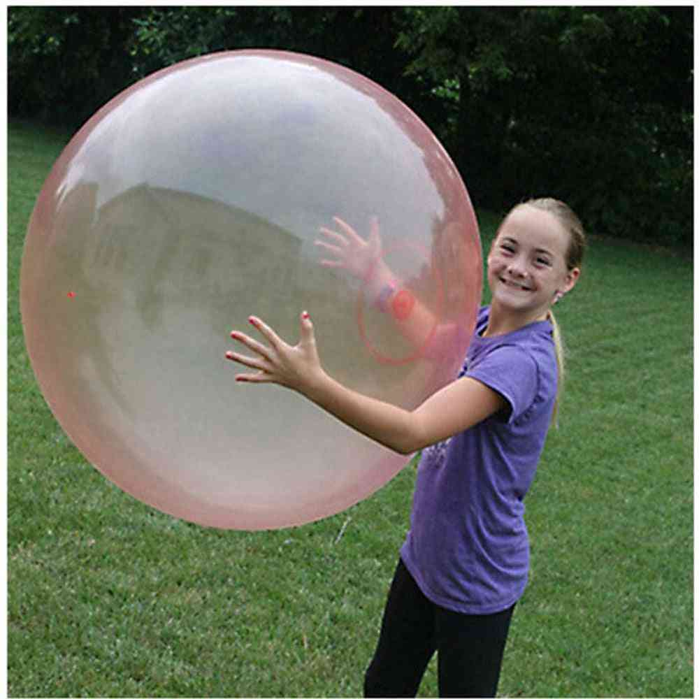 Durable Bubble Ball Inflatable Fun Ball Amazing Tear-resistant.