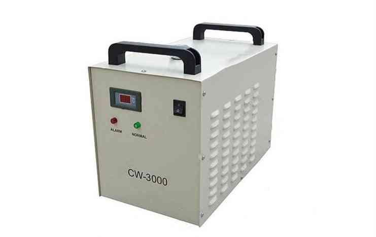 Water Tank Pump Laser Cutting Machine Cooling