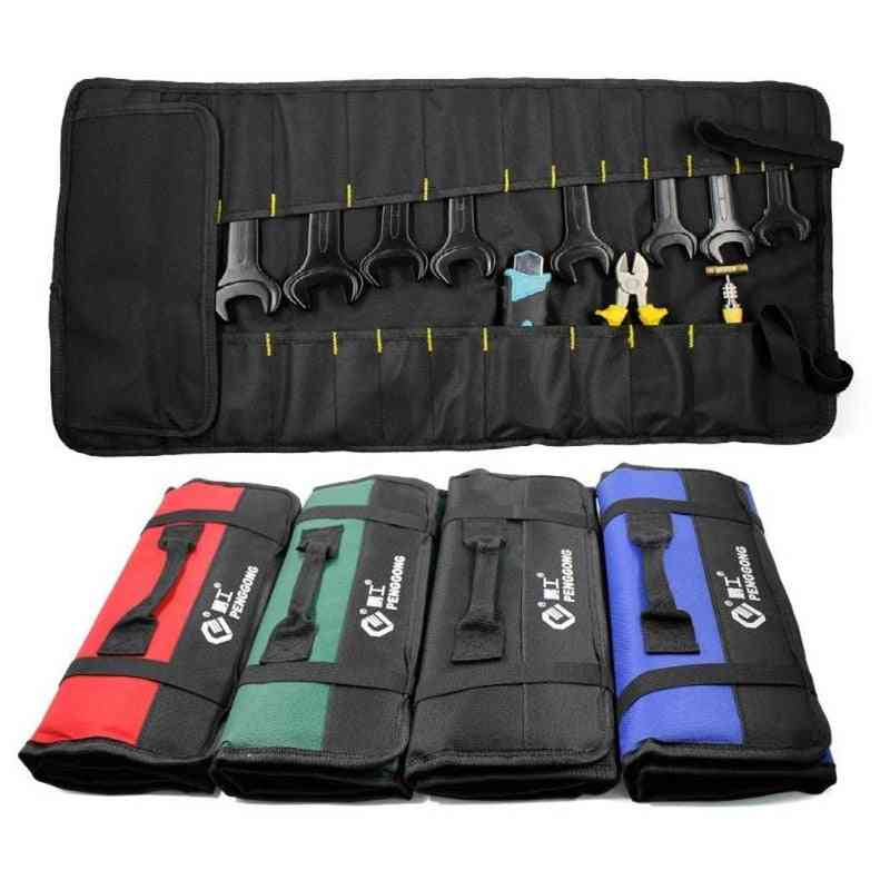 New Multifunction Oxford Cloth Folding Wrench Bag