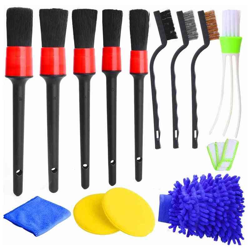 Cleaner Brush Set For Cleaning