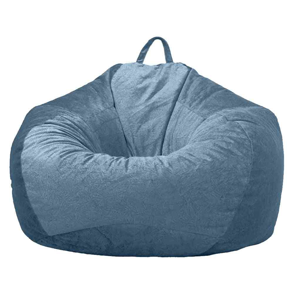 Adult Kids Office Large Bean Bag Chair Cover Multifunction Soft Dustproof Furniture
