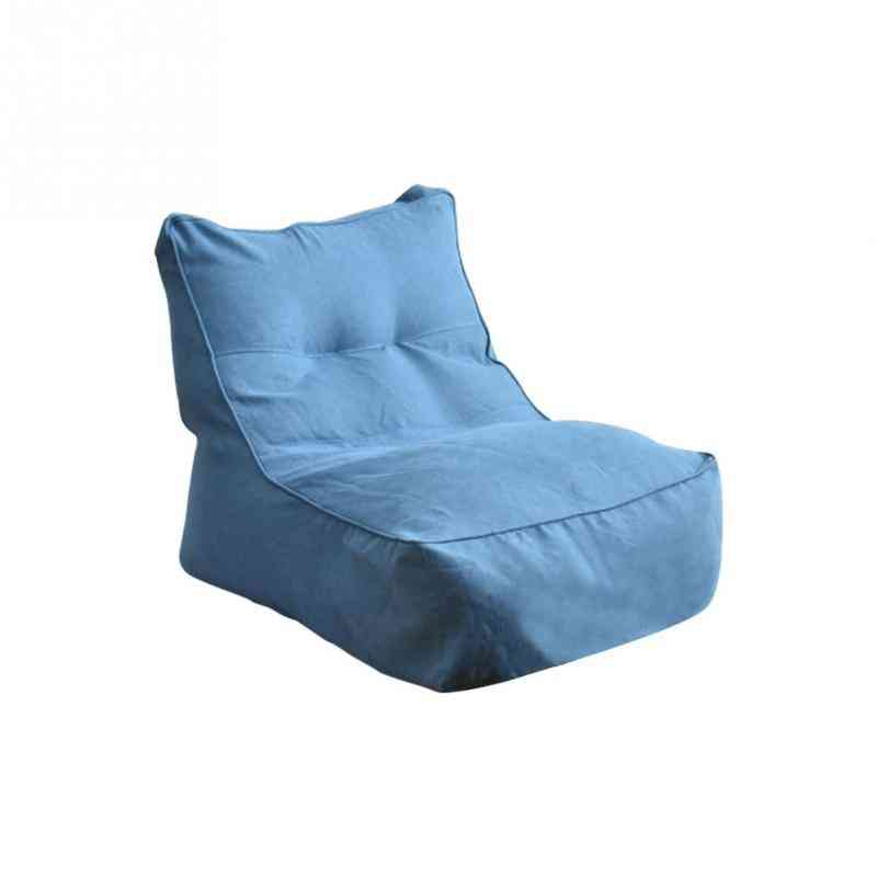Pedal Slipcover Lazy Sofa Pedal Cover Lounger Seat Bean Bag