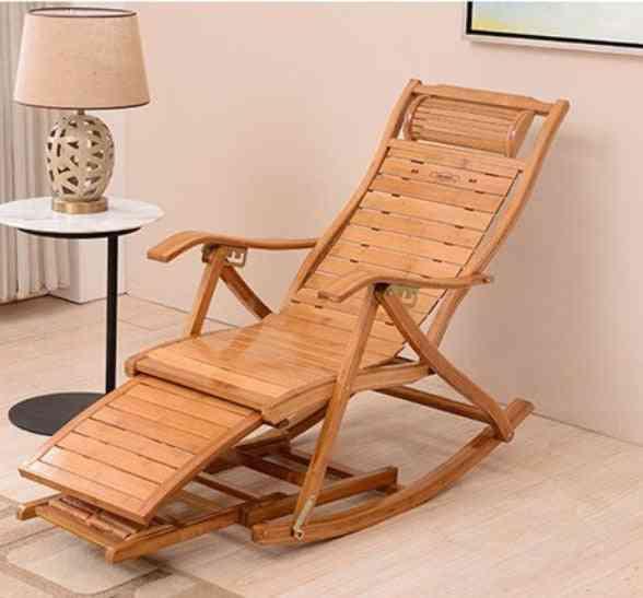 Mechanical Bamboo Rocking Chair Cushion