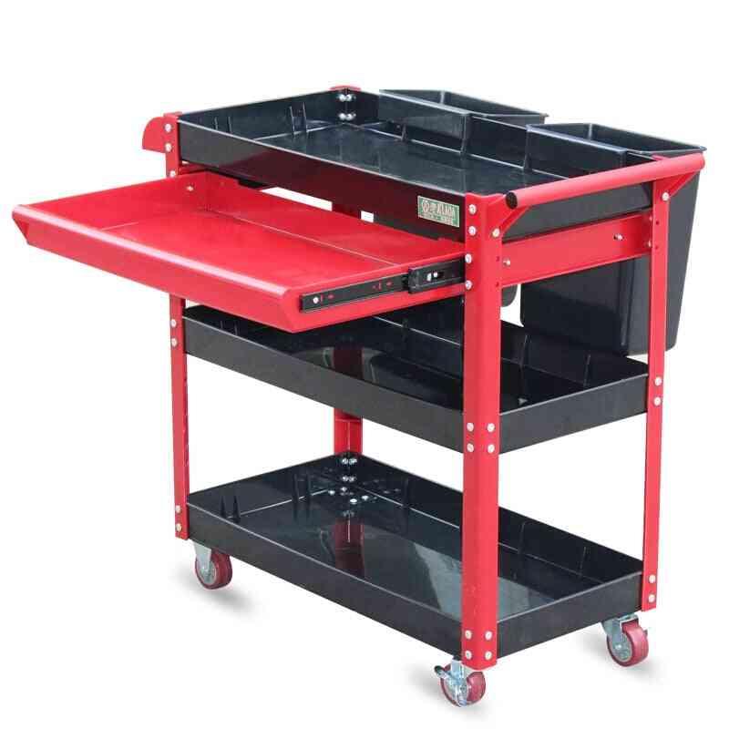 Workshop Garage Tool Cabinet Tool Trolley