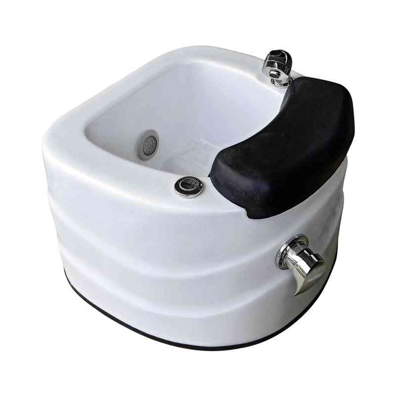 Hot Sales Spa Pedicure Chair Use High Hardware Foot Bowl