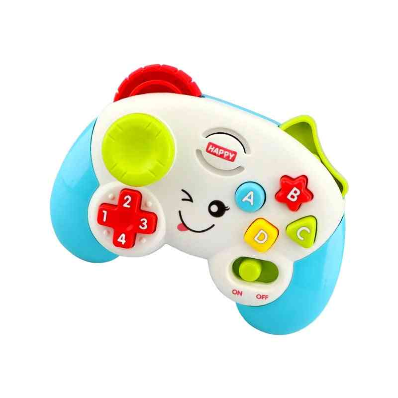 Toy Game Learning Controller, Baby Music Activity Game, Toddler, Light Sounds,