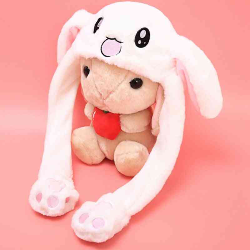 Baby Plush Cute Cartoon Rabbit.