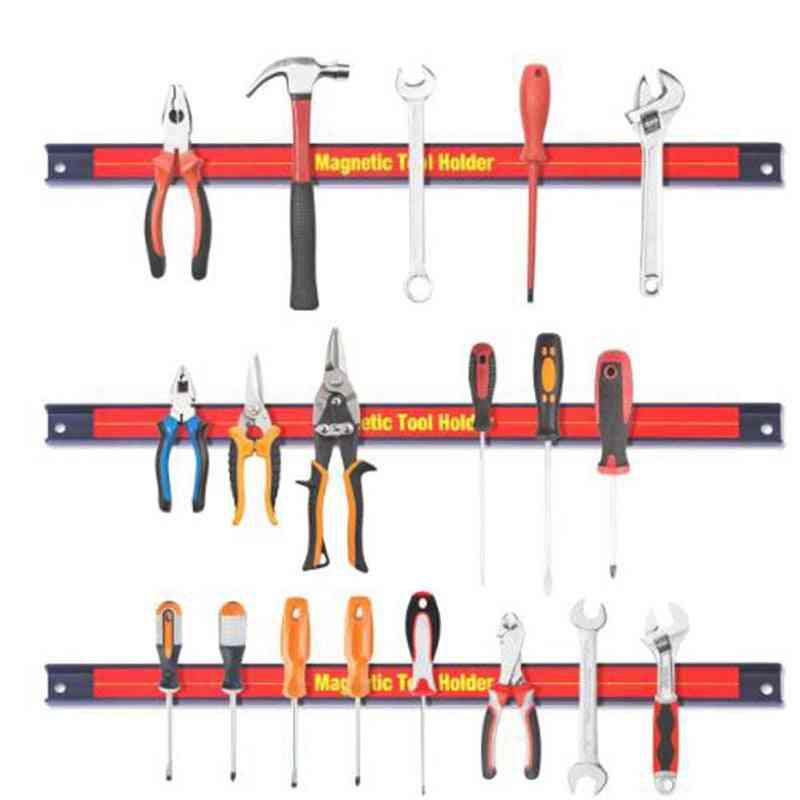 Magnetic Tool Holder Organizer Bar
