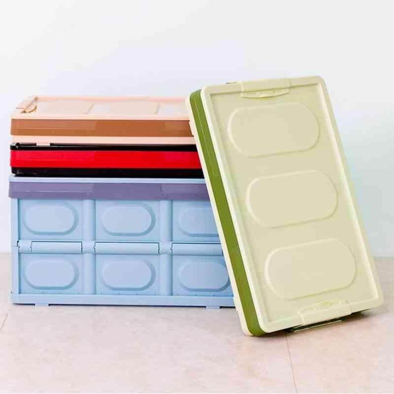 Children's Toy Folding Storage Box