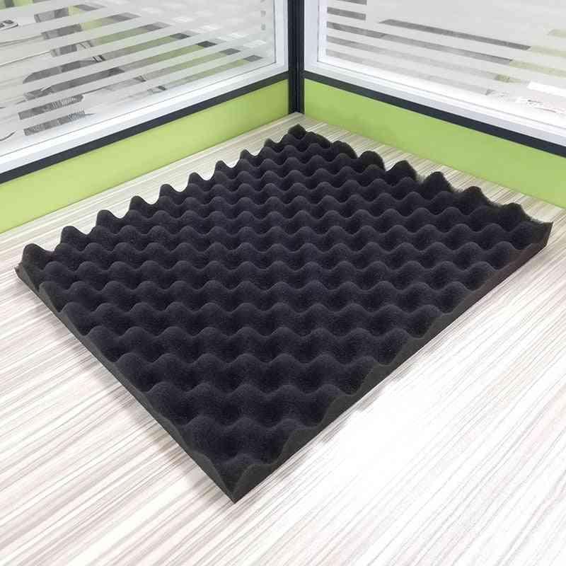 Egg Crate Studio Acoustic Soundproofing Treatment Foam