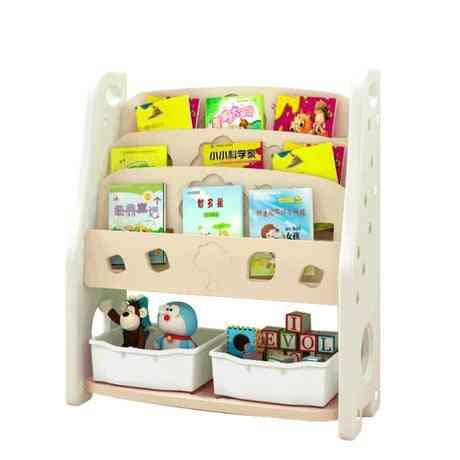 Children Cabinet Kids Furniture Toy Shelf