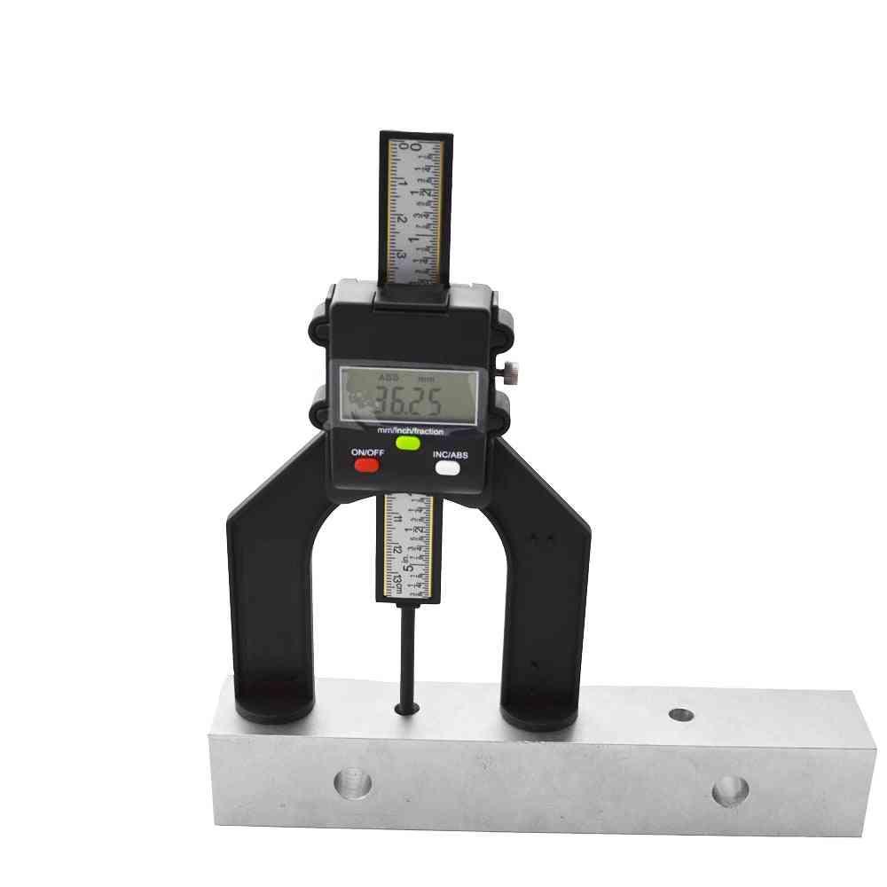 Digital Depth Gauge Tread Depth Gauge Tester