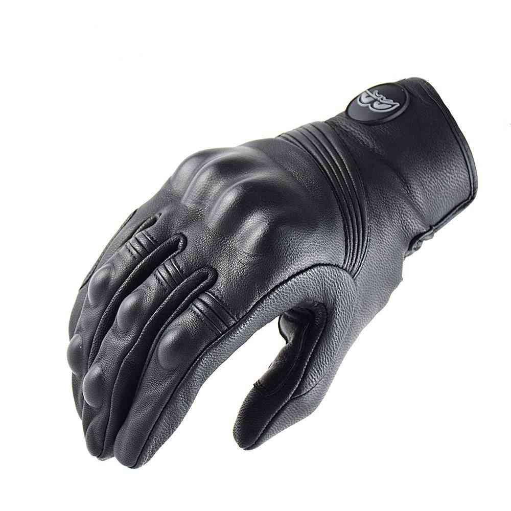 Berik Motorcycle Gloves Leather Men Moto Racing -gloves
