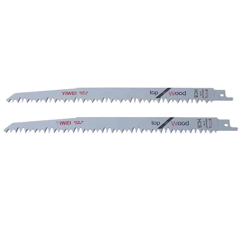 Reciprocating Sabre Saw Blades