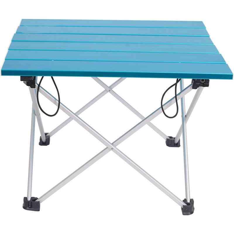 Aluminum Folding Table Camping Outdoor Lightweight Desk