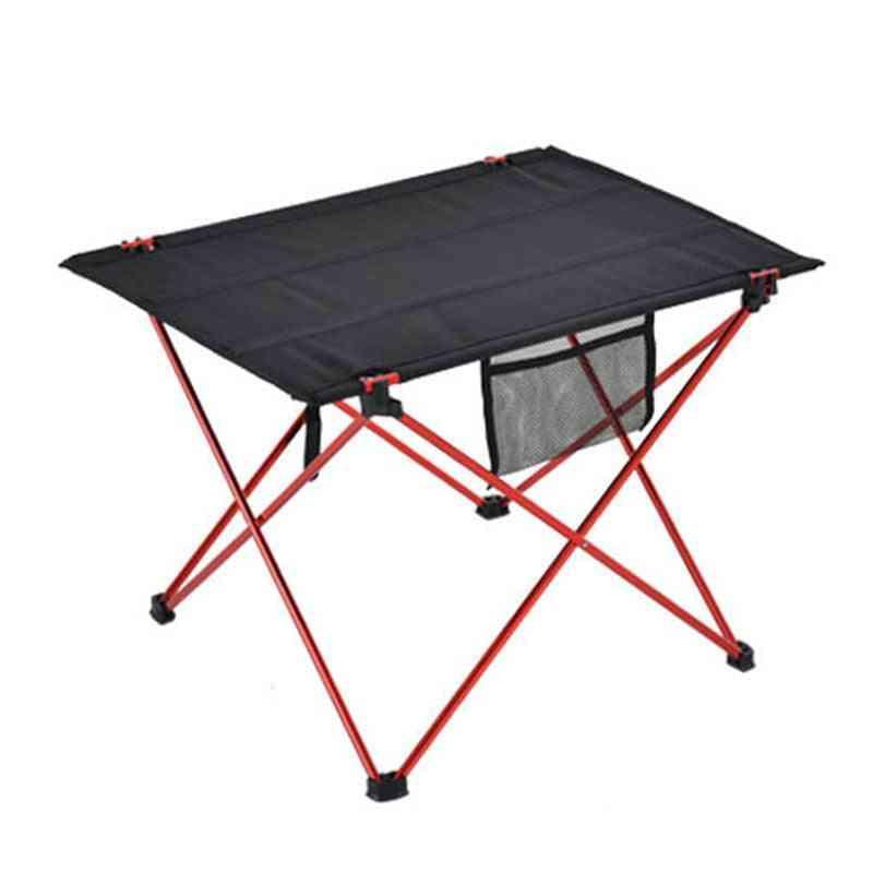 Outdoor Foldable Portable Camping Furniture Picnic Tables Ultra Light Anti Slip Folding Desk