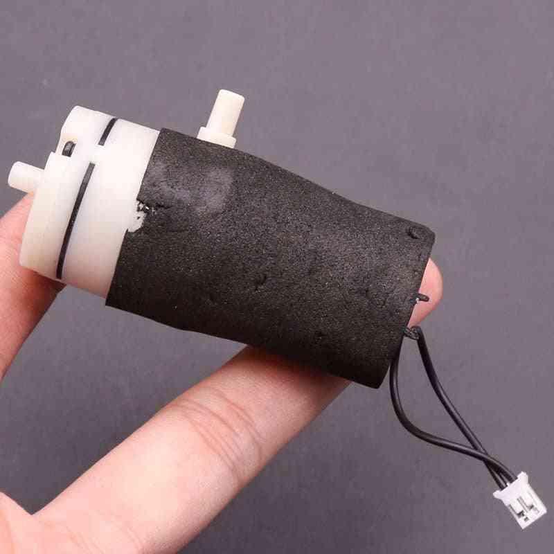 Micro Vacuum Dc 4.5-6v 370 Motor Pump Self-priming Suction Breast Negative Pressure Booster