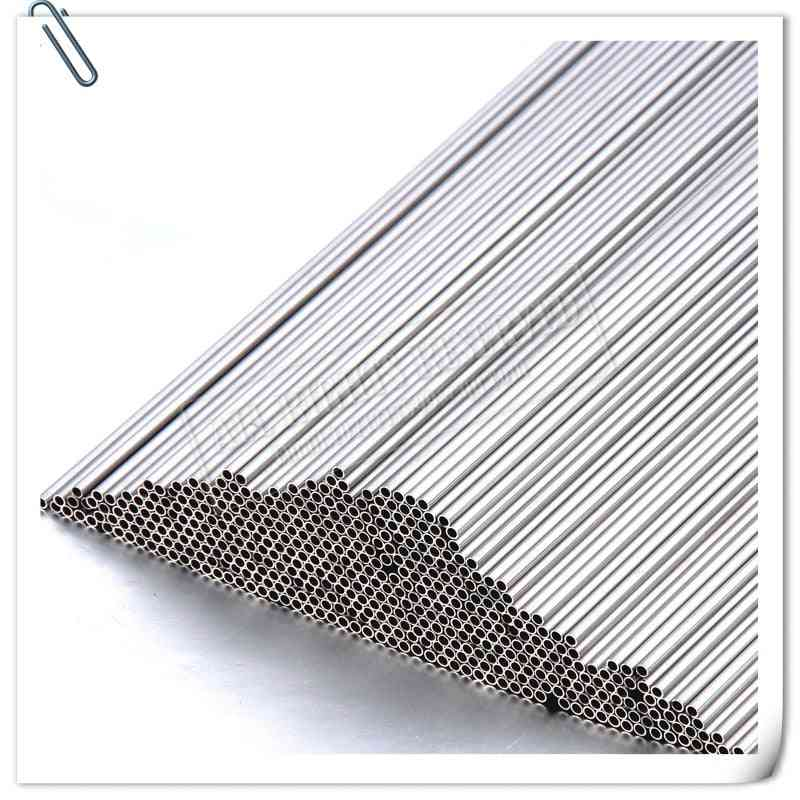 Metal Tube Stainless Steel Pipe Outer Diameter Od 6mmid4.5mm Length500mm Connector