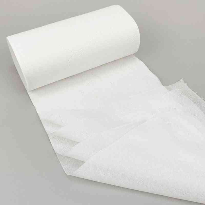 Toilet Paper, Soft Strong, 4-ply Sheets Bath Tissue.