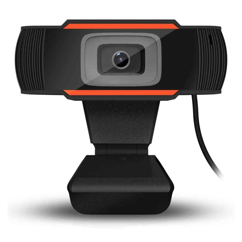 720p Microphone Web Camera For Computer Usb